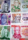 Scottish Banknotes. Royalty Free Stock Image