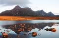 Scottish glow Royalty Free Stock Photo