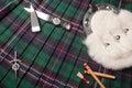Scottish heritage Royalty Free Stock Photo