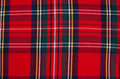 Scottish tartan background Stock Photography