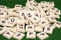 Scrabble Royalty Free Stock Photos