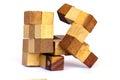 Scrambled Rubik's Cube - Stock...