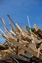Rottame legno
