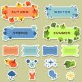 Scrapbook Elements Stickers Fo...