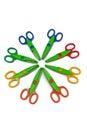 Scrapbooking Scissors Royalty Free Stock Photo