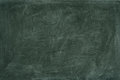 Scratched greenboard copy space high resolution background Stock Photo