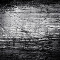 Scratched metal background Stock Images