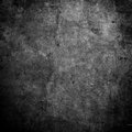 Scratched metal texture old with shaded edges Stock Photos