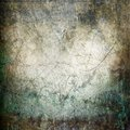 Scratched stained metal texture Stock Photography