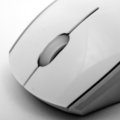 Scrollwheel of computer mouse Royalty Free Stock Photo