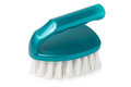 Scrub brush isolated on white background Royalty Free Stock Photos
