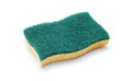 Scrub sponge Royalty Free Stock Photography