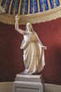 Sculpture of Christ the Savior Royalty Free Stock Photo