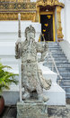 Sculpture stone phra kaew temple bangkok thailand public art Stock Photo