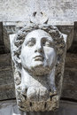Sculpture Venice Royalty Free Stock Photo