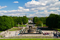 Sculptures in vigeland park oslo norway a Stock Images