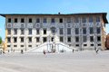 The Scuola Normale Superiore in Pisa, Italy Stock Images