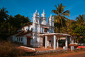 Se Cathedral In  Goa