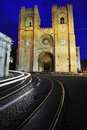 Se Cathedral Lisbon Portugal Royalty Free Stock Photography