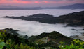 Sea Of Clouds In Ziq...