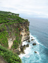 Sea cliff Stock Photography
