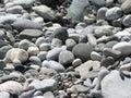 Sea cobblestone Texture Royalty Free Stock Photo
