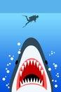 Sea danger