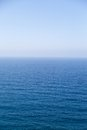 Sea horizon view at the Royalty Free Stock Photography