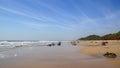 Sea lanscape. Royalty Free Stock Photo