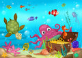 Sea life Royalty Free Stock Photo