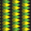 Sea Life Pattern With Yellow, ...