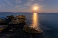 the sea Royalty Free Stock Photo