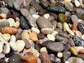 Sea pebbles Stock Photo