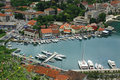 Sea Port of Kotor, Montenegro Royalty Free Stock Image