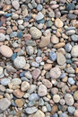 Sea Shore Stones Texture Royalty Free Stock Photography
