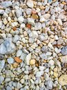 Sea stones background close up of use for stone nature Royalty Free Stock Photography