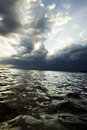 More pred búrka