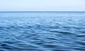 Sea surface with ripples