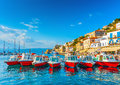 Title: Sea Taxi boats