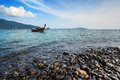 Sea of thailand koh hin ngam at andaman ocean Stock Photography