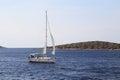 Sea tour in Croatia