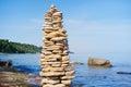 Sea Tower Royalty Free Stock Photo