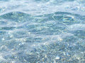 Sea water Royalty Free Stock Photography