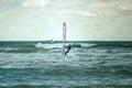 Sea Windsurfing Sport sailing water active leisure Windsurfer training