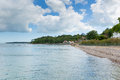 Seagrove Bay Near Bembridge An...