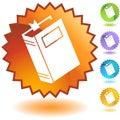 Seal Set - Book Royalty Free Stock Photo