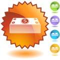 Seal Set - Cash Royalty Free Stock Photo