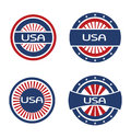 Seals USA Stock Image