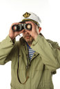 Seaman Royalty Free Stock Photo