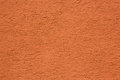 Seamlees stucco texture orange wall Stock Photography